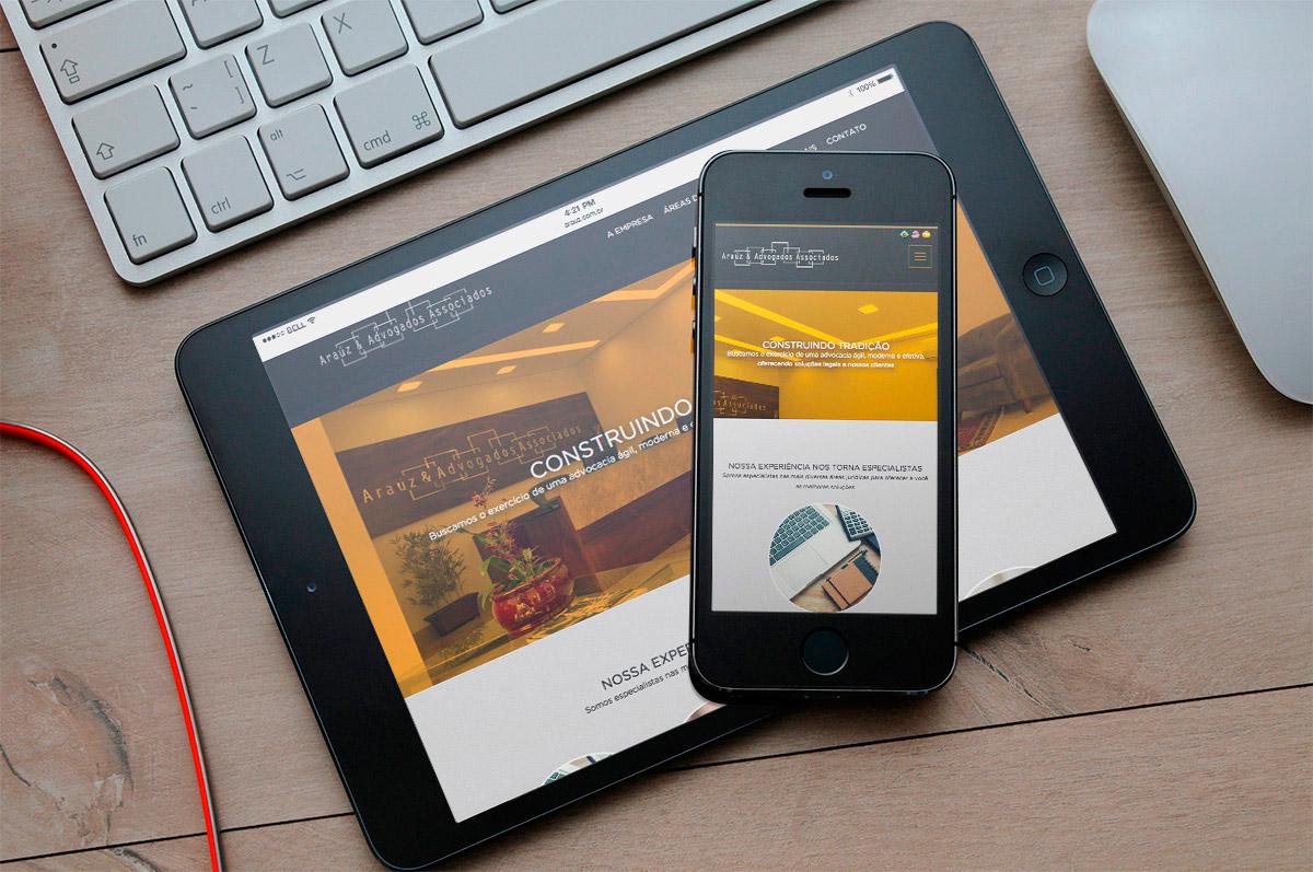 Aplicação - Araúz & Advogados Associados | Agência 904