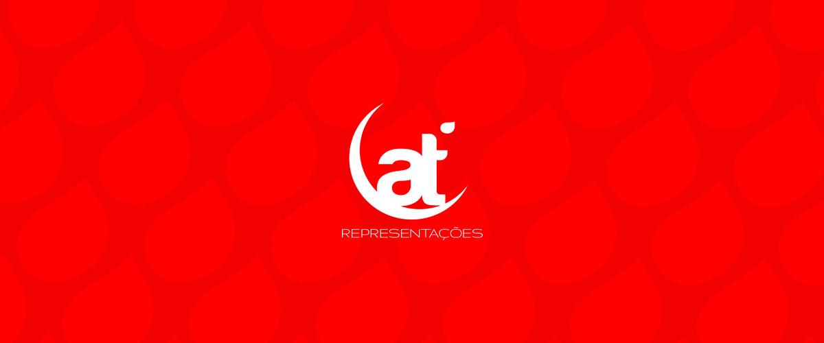 Logo - AT Representações   Agência 904
