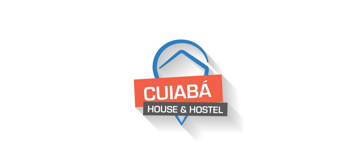 Logo - Cuiaba House & Hostel | Agência 904