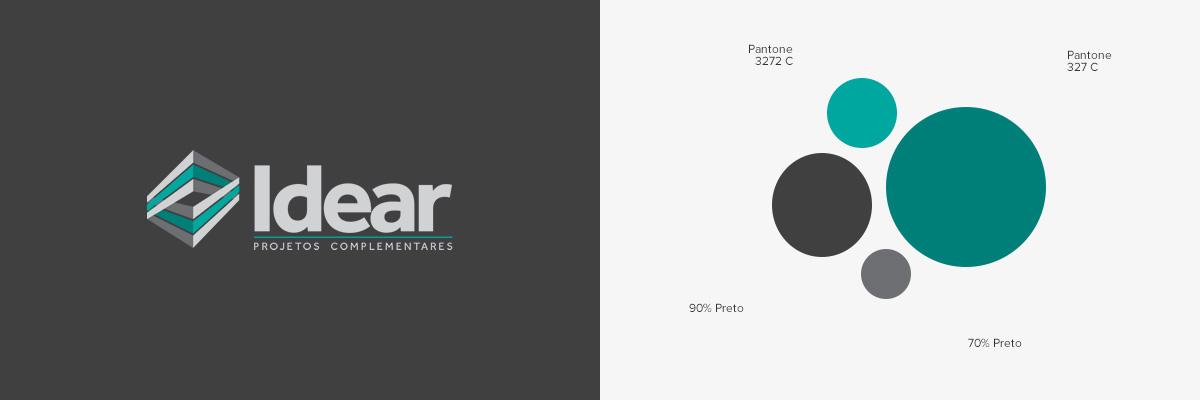 Cores - Idear Projetos Complementares | Agência 904