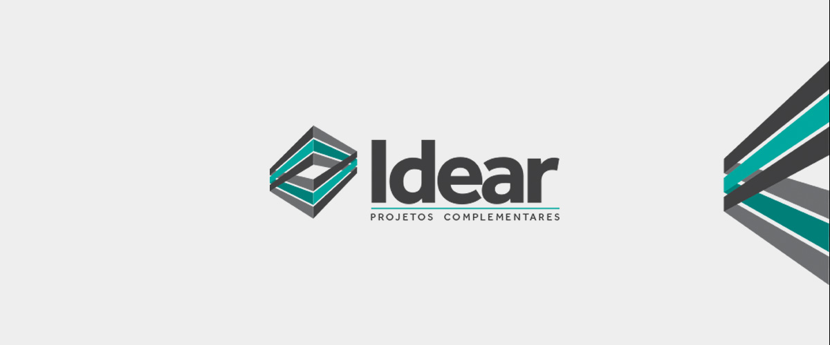 Logo - Idear Projetos Complementares | Agência 904