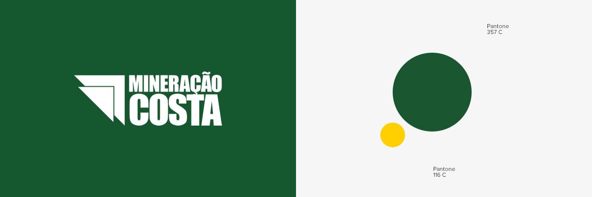 Cores - Mineração Costa | Agência 904