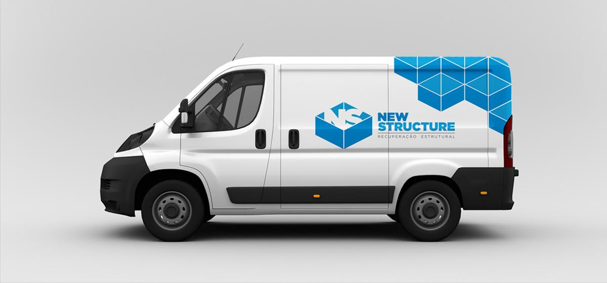 Aplicação 2 - New Structure | Agência 904