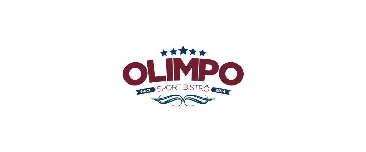 Logo - Olimpo Sport Bistrô | Agência 904