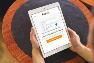 Aplicação - PageUp | Agência 904