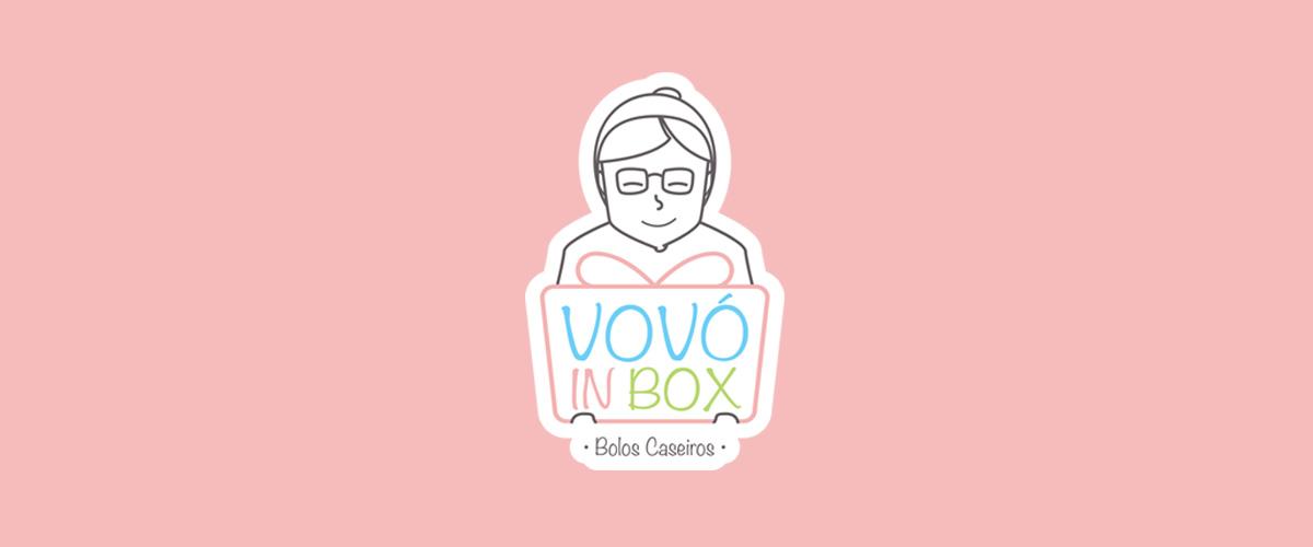 Logo - Vovó in Box | Agência 904