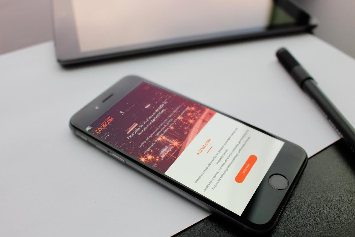 Aplicação - Cogecom | Agência 904
