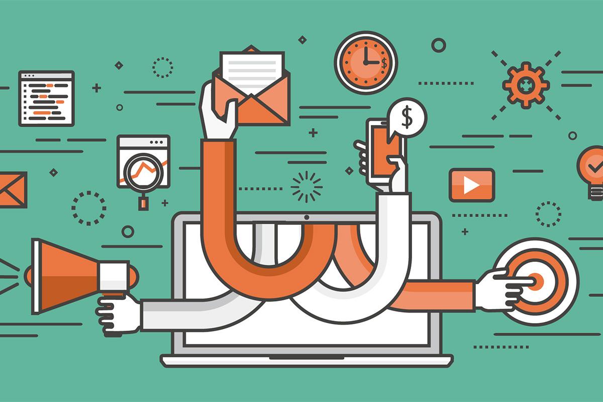 Inbound Marketing para captação de contatos | Agência 904