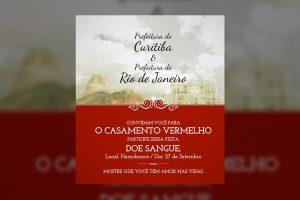 Case de sucesso: Prefeitura de Curitiba no Casamento Vermelho | Agência 904