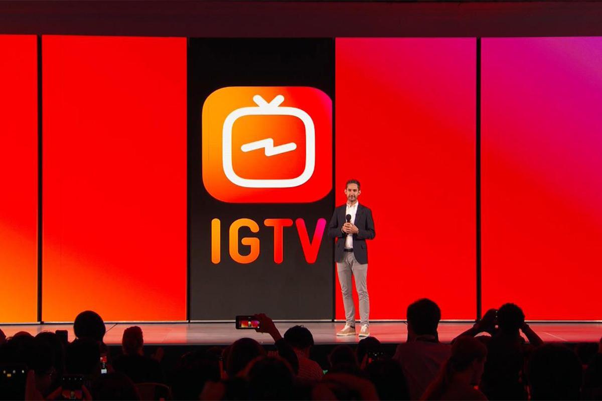 IGTV: novidade Instagram   Agência 904