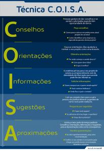 Infográfico método C.O.I.S.A.: Por que o networking é tão importante para o sucesso do seu negócio? | Agência 904