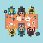 Como as estratégias de marketing podem otimizar processos internos?