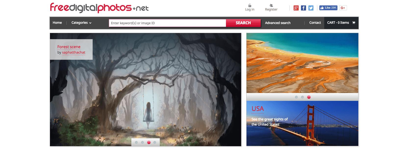 Os 10 melhores sites de banco de imagens gratuitos   Agência 904