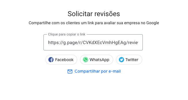 Solicitar Revisões - Google Meu Negócio   Agência 9ZERO4