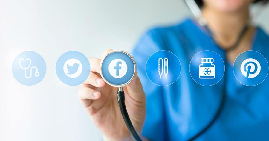 Marketing Médico - Rede Sociais | Agência 9ZERO4
